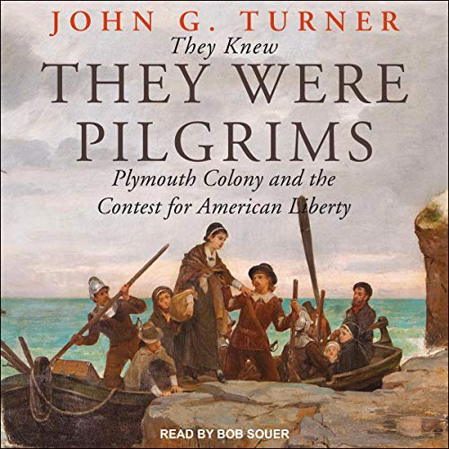 They Knew They Were Pilgrims cover art