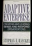 Adaptive Enterprise