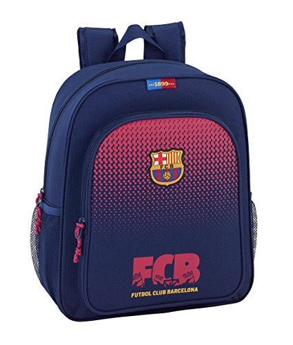 51gGLNlu7xL - FCB Mochila FC Barcelona 38cm Adaptable