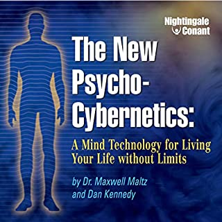 The New Psycho-Cybernetics audiobook cover art