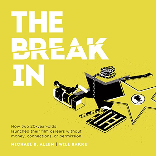 The Break In audiobook cover art