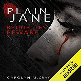 Plain Jane audiobook cover art
