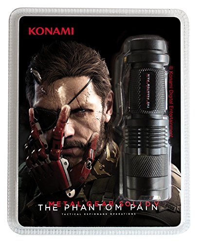 Metal Gear Solid V - Lampe De Poche Importación Francesa