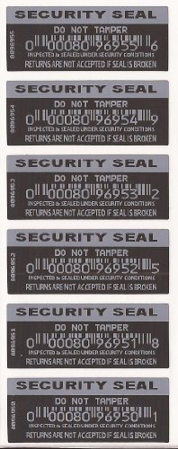 Seguridad en las etiquetas