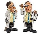 Augenarzt - Lustige Berufe Figur als Geschenk, Mitbringsel für Abschluss, Geburtstag, usw....