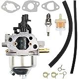 ZAMDOE 14853 49-S Carburador para Kohler XT675 XT149 XT650 XT173 XT6.5 XT6.75 XT6 XT7 Motor Toro Cortacésped Reemplazo 14853 36-S 1485321-S, con Filtro de línea de Combustible Kit de Ajuste
