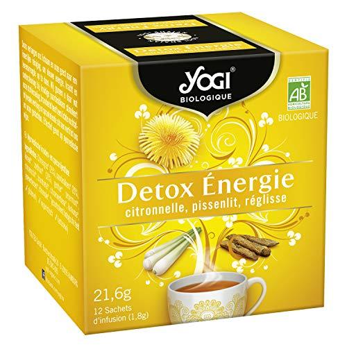 YOGI - BIO - Détox Energie 21,6 g