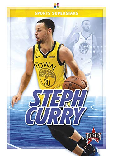 Steph Curry (Sports Superstars)