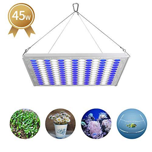 Toplanet 300w Lampade per Piante Led Grow Light lluminazione Piante Interno Luce del Sole Spettro Completo Grow Tent Verdura Crescita 2nd Generation Series