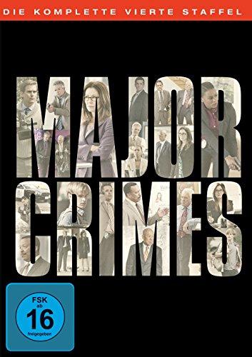 Major Crimes - Die komplette vierte Staffel [5 DVDs]
