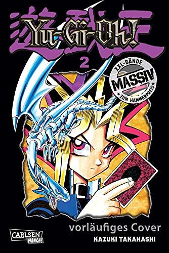 Yu-Gi-Oh! Massiv 2: 3-in-1-Ausgabe des beliebten Sammelkartenspiel-Manga