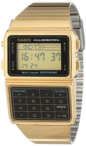 Casio Collection Unisex-Armbanduhr DBC611GE1EF