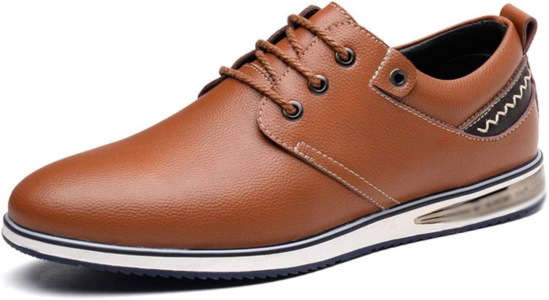 Men's Fashion Leather shoes Men's Casual shoes Men's British Retro shoes Work Boots,shoes