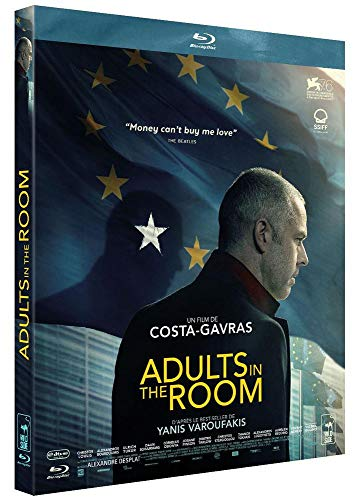 Adults in the room [Blu-ray] [FR Import]
