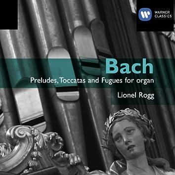 Bach: Organ Works Vol.1