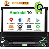 Best Car Stereo Dvd Gps - Single Din Car Stereo Bluetooth Flip Out Touch Review
