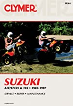Best suzuki lt125 manual Reviews