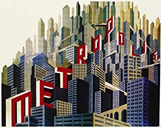 Metropolis [Reconstructed & Restored] (Masters of Cinema) [Blu-ray] [1927] (B0041SMF50) | Amazon price tracker / tracking, Amazon price history charts, Amazon price watches, Amazon price drop alerts