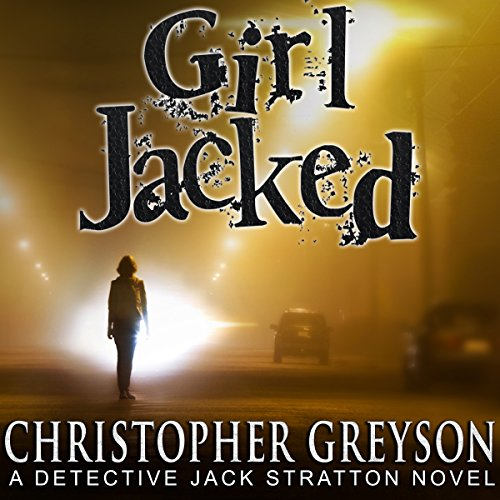 Girl Jacked audiobook cover art