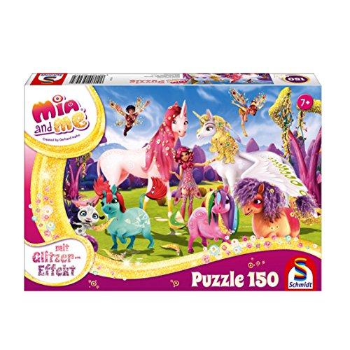 Schmidt Spiele Puzzle (150 Piezas), diseño de MIA & Me (56247)