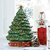 Villeroy & Boch Toy's Delight Weihnachtsbaum mit Spieluhr, Hartporzellan, Baum, 27.5 x 29 x 37 cm - 3