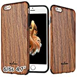 Best  - NeWisdom iPhone 6 6S Wood Case 4.7 inch Review