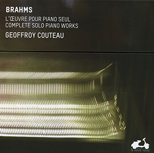 Brahms: Complete Piano Works by Geoffrey Couteau