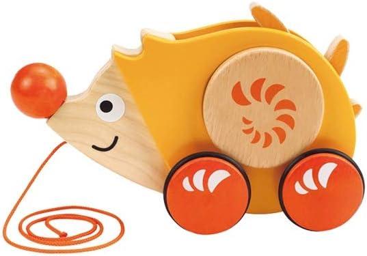CZLSD Pull Along Toy online shop -Hand Atlanta Mall Anima Walker Baby Creative Carts