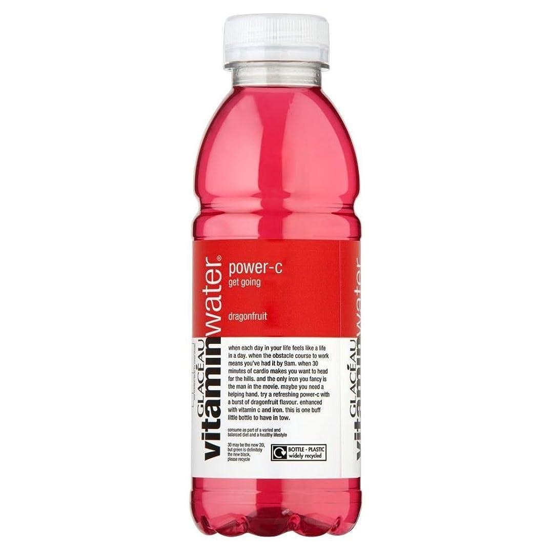 アストロラーベシャワー小間Glaceau Vitamin C Power Water (500ml) グラソービタミンcパワー水( 500ミリリットル)