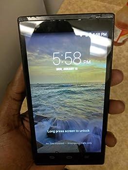 Zte ZMax Z970 Android SmartPhone  MetroPCS  -Black