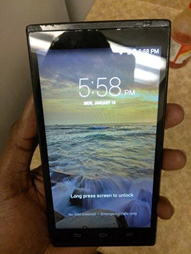 Zte ZMax Z970 Android SmartPhone (MetroPCS) -Black