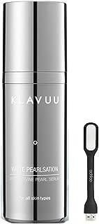 KLAVUU White Pearlsation Best Special Divine Pearl Serum 33ml ホワイト・ピアス・ベスト・スペシャル・ディヴァイン・パール・セラム Made in Korea Ochloo logo ...