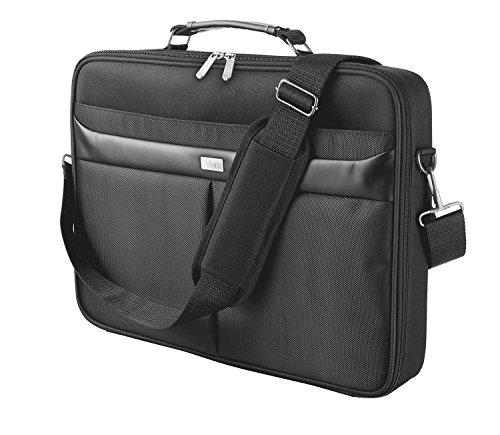 Trust Sydney CLS Borsa da trasporto per laptop da 16', nero