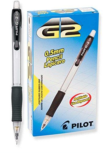 PIL51014 - Pilot G-2 Mechanical Pencil: 12 Total