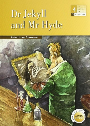 DR.JEKYLL AND HYDE ESO4 ACTIVITY - Inglés