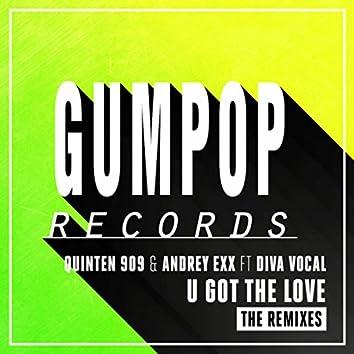 U Got the Love (The Remixes)