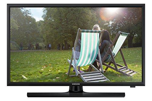 Samsung T28E316EI Monitor per PC Desktop e TV 28' HD Ready, Nero