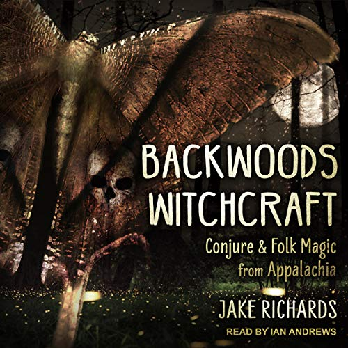 Backwoods Witchcraft cover art