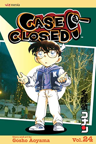 Case: Closed Book 24 Includes Vol 70 - 71 - 72 Great Mystery Graphic Novel Manga For Adults, Teenagers, Kids, Fan Lover (English Edition)