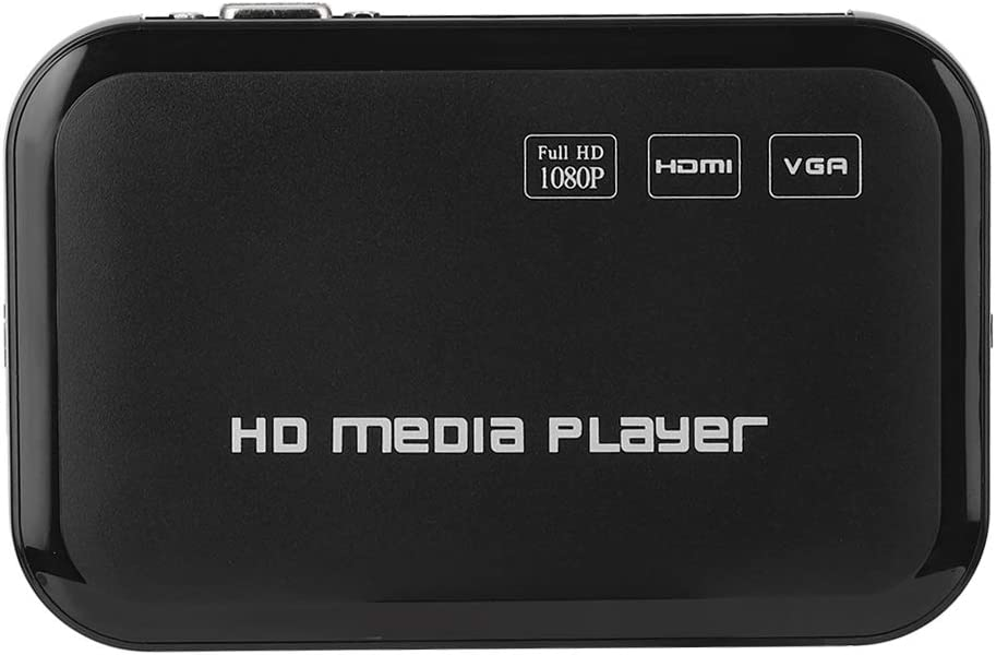 Junluck Max 42% Fashion OFF Video Player Mini HD for Household Americ