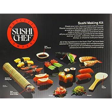 Sushi Chef Sushi Making Kit