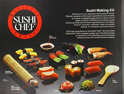 Sushi Chef Sushi Making Kit