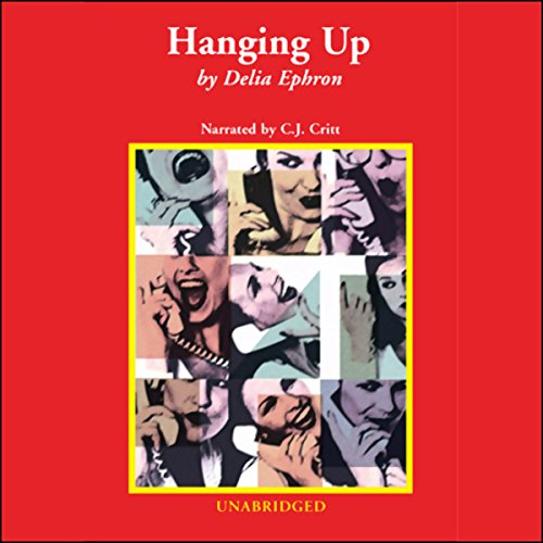 Hanging Up audiobook cover art