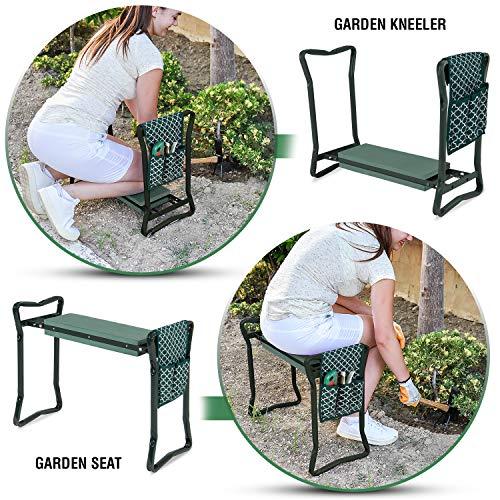 Abco Tech Garden Kneeler Bench