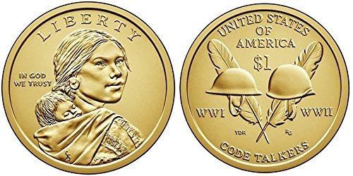 2016 Various Mint Marks Sacagawea Dollar 2016 P, D Native American (Sacagawea/Golden) Dollar 2 Coin Set Uncirculated…