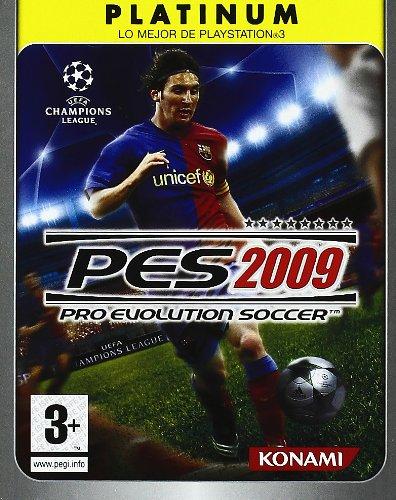 Pes 09 : Pro Evolution Soccer 2009