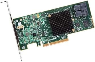LSI SAS 9300-8i SGL / 6Gb/s SAS - PCI Express 3.0 x8 - Plug-in Card - 2 SAS Port(s) / LSI00344 /
