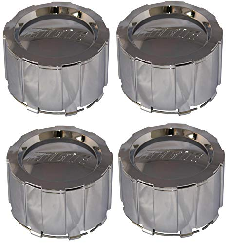 Eagle Alloys 4 Cap Deal 3242 Chrome Wheel Rim Center Caps
