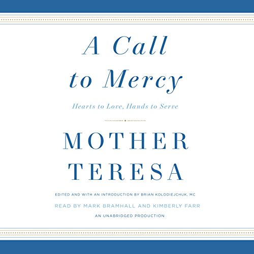 A Call to Mercy audiobook cover art
