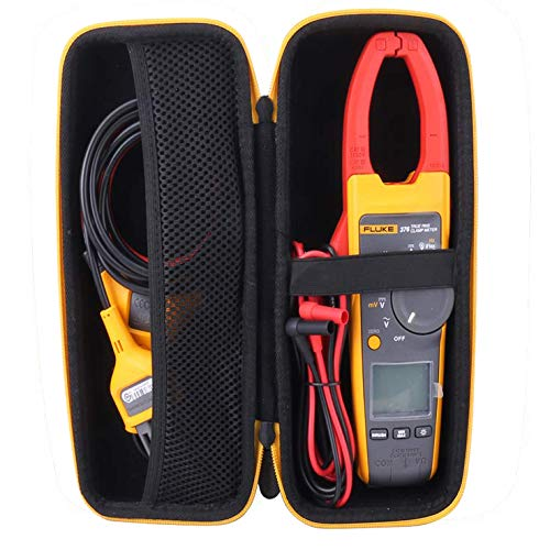 Ranking TOP9 Aenllosi Challenge the lowest price Hard Storage Case Replacement for Fluke FC 374 376 375